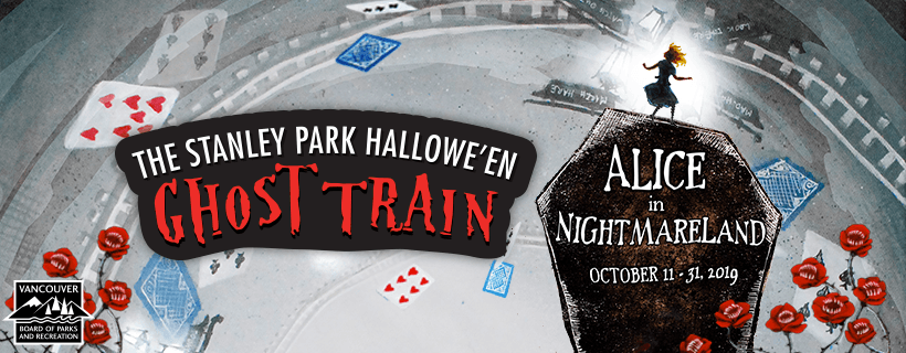 Stanley Park Ghost Train 2019