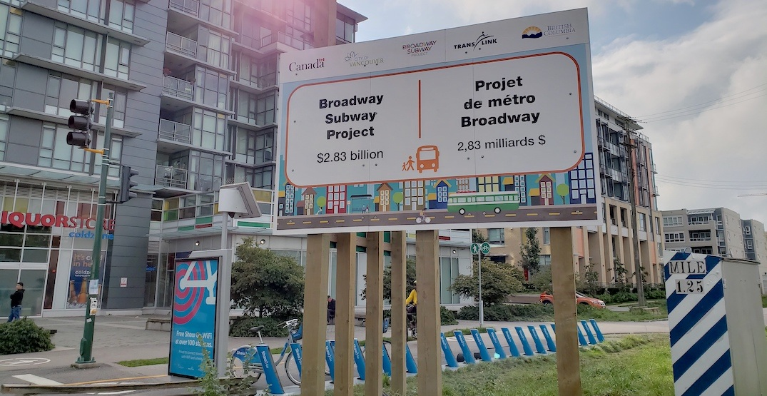 BC government opens new community project office for Broadway Subway