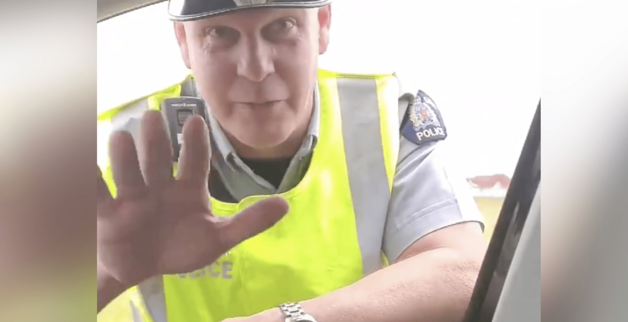 "WWE wrestler gets speeding ticket in Alberta, calls Canada ""terrible"""