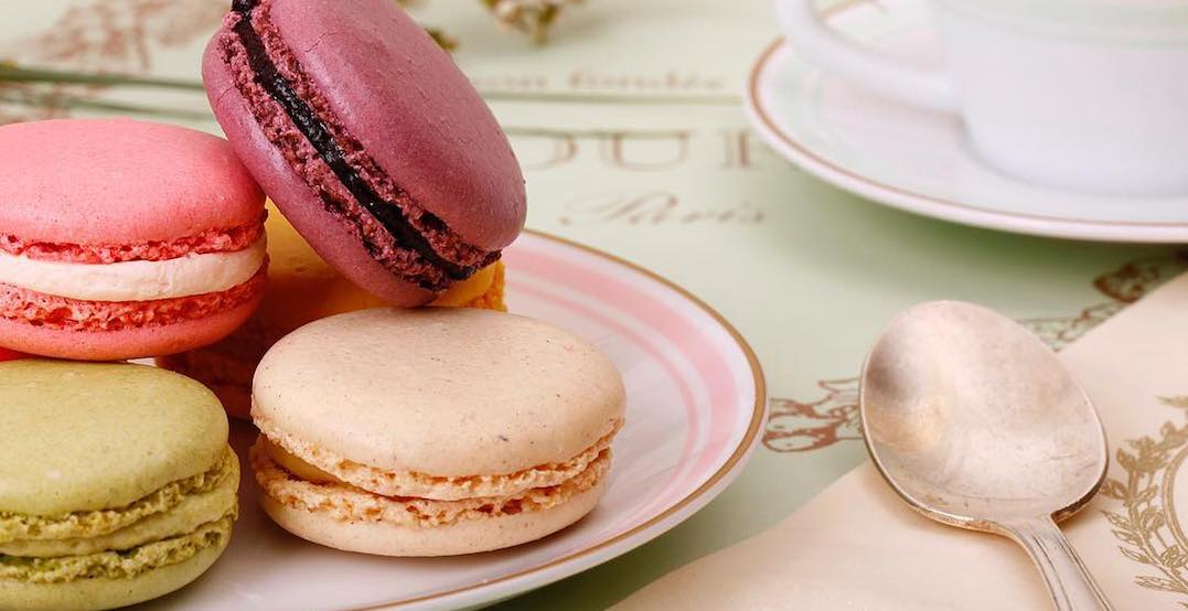 Ladurée has officially opened its first downtown Toronto location