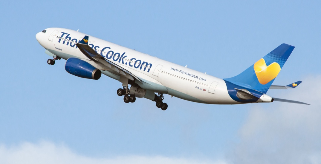 Thomas Cook travel company abruptly collapses, affecting some 600,000 travellers