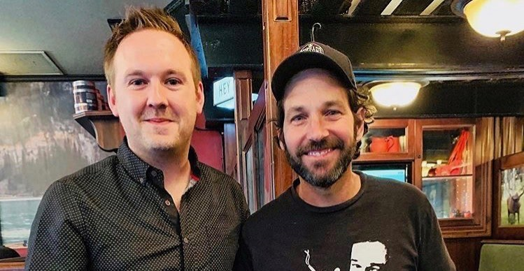 Paul Rudd was just spotted at this downtown Calgary pub (PHOTOS)
