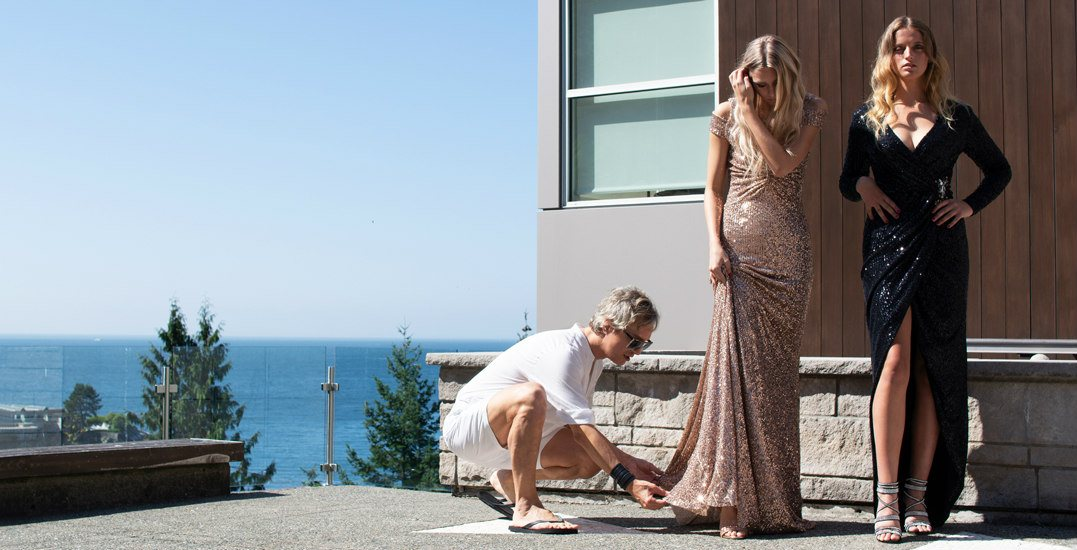 Vancouver designer makes custom garments with an inclusive approach