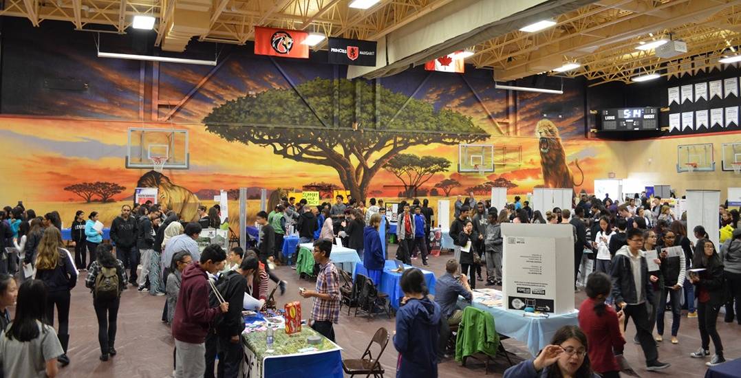Find and grow your passion at this massive volunteer fair