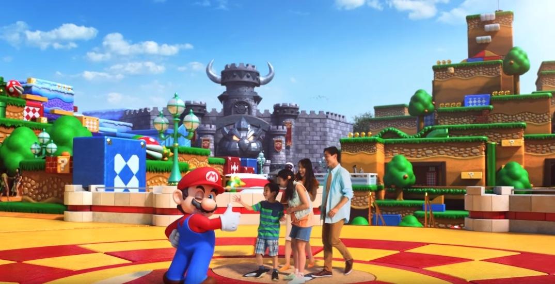 Super Nintendo World at Universal Studios Japan to open in 2020