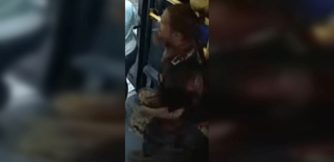 Police looking for man who reportedly had a gun on a TTC bus (PHOTOS)
