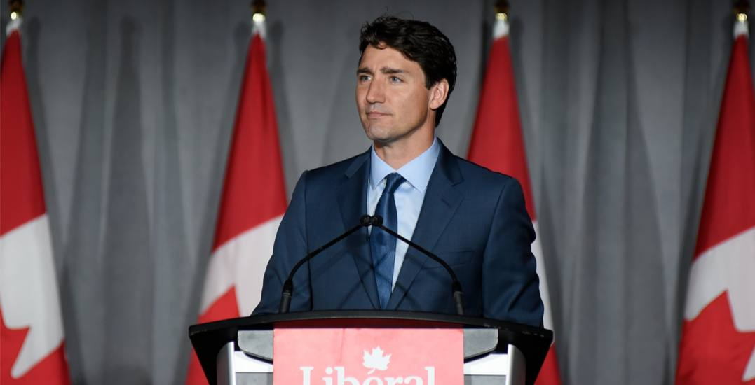 Liberals say they would commit Canada to net zero emissions by 2050
