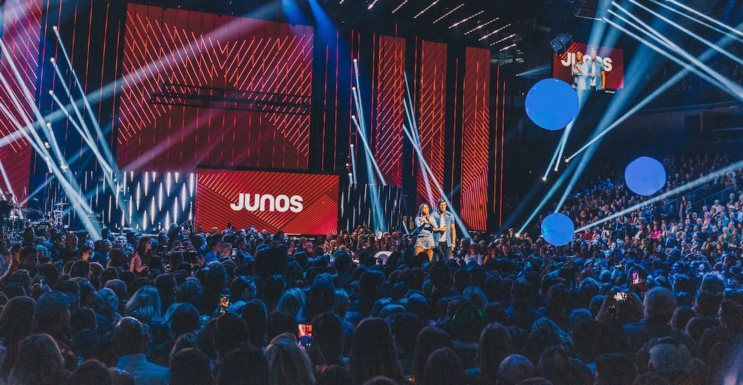 Toronto hosting the 50th annual JUNO Awards in 2021