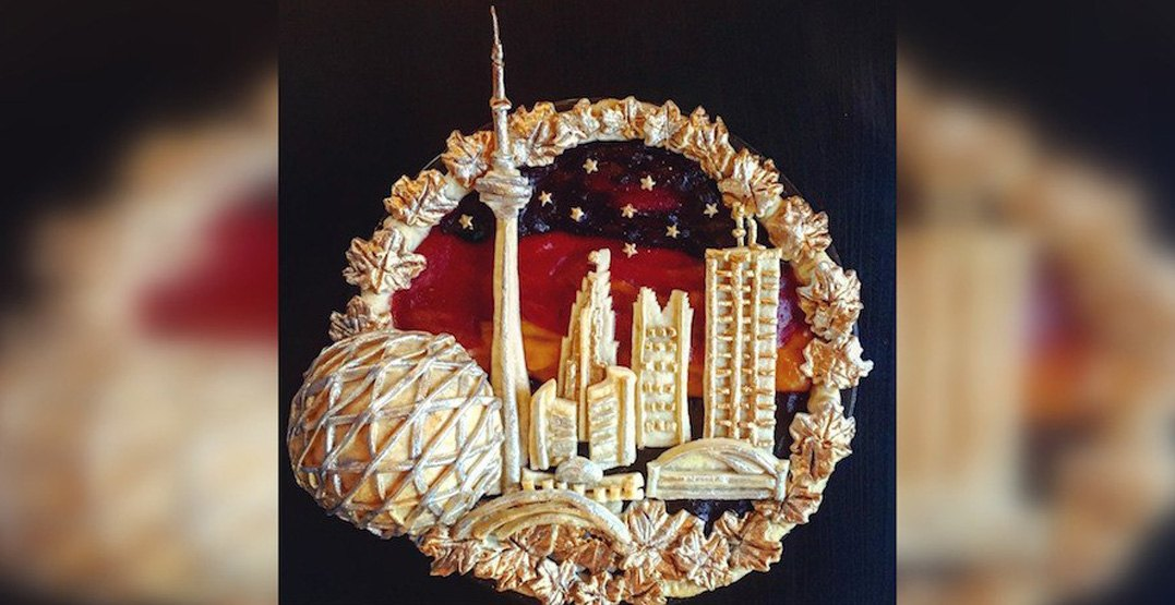 Toronto baker turns pie crusts into incredible and elaborate art (PHOTOS)