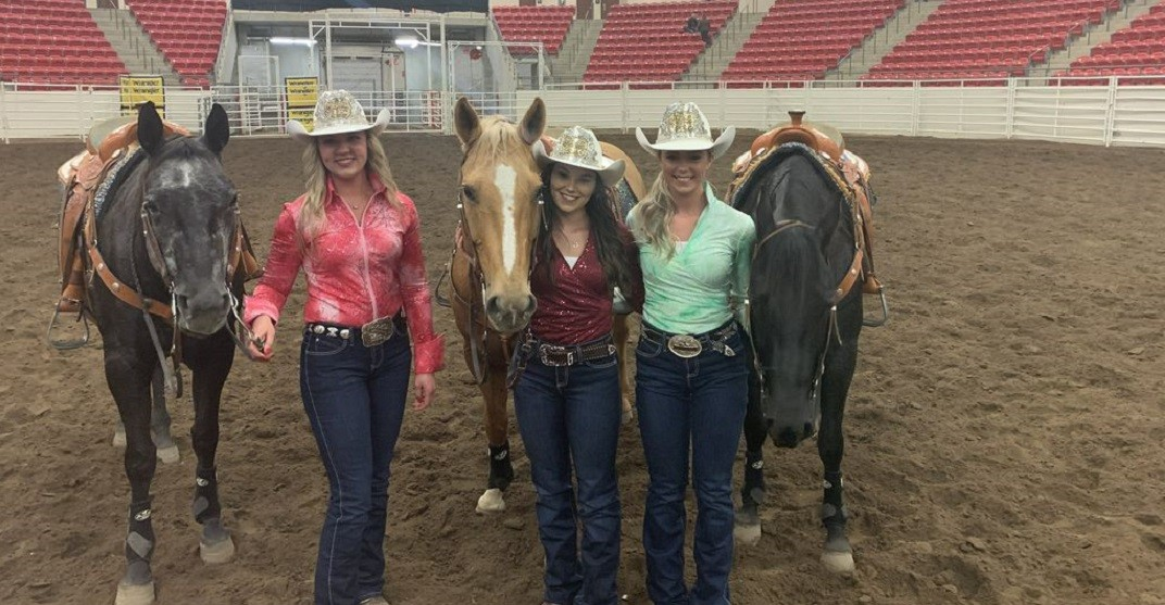 The 2020 Calgary Stampede queen and princesses have been named