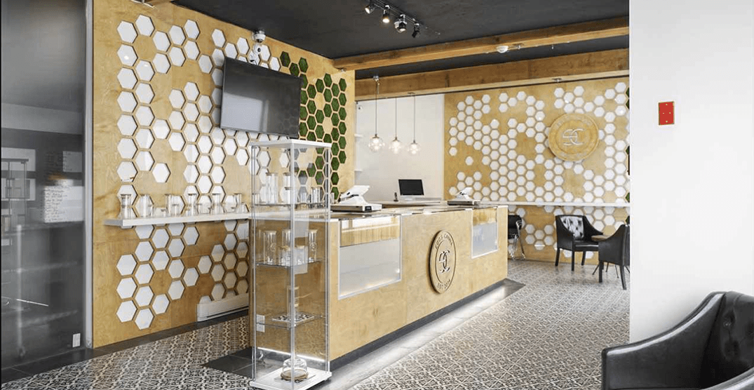 $10 million cannabis retail store appears on Canadian real estate listings