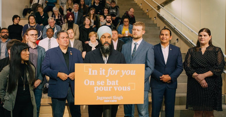 Singh promises cross Canada clean energy corridor, electric transit