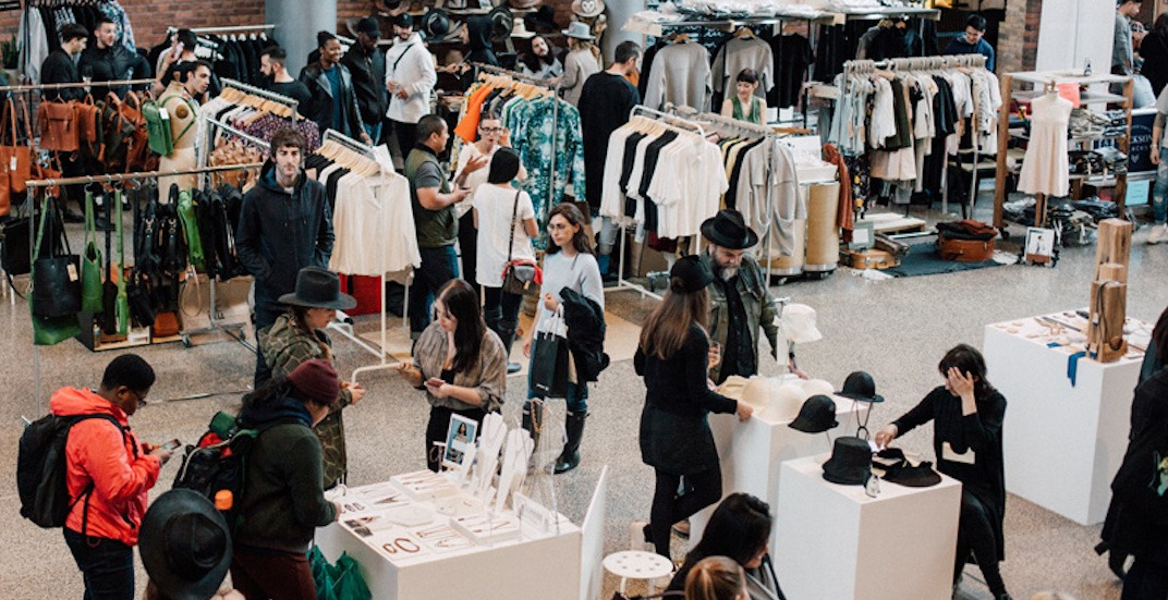 This Toronto shopping event features a lineup of all-Canadian goods