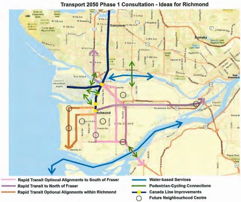 Richmond Transport 2050