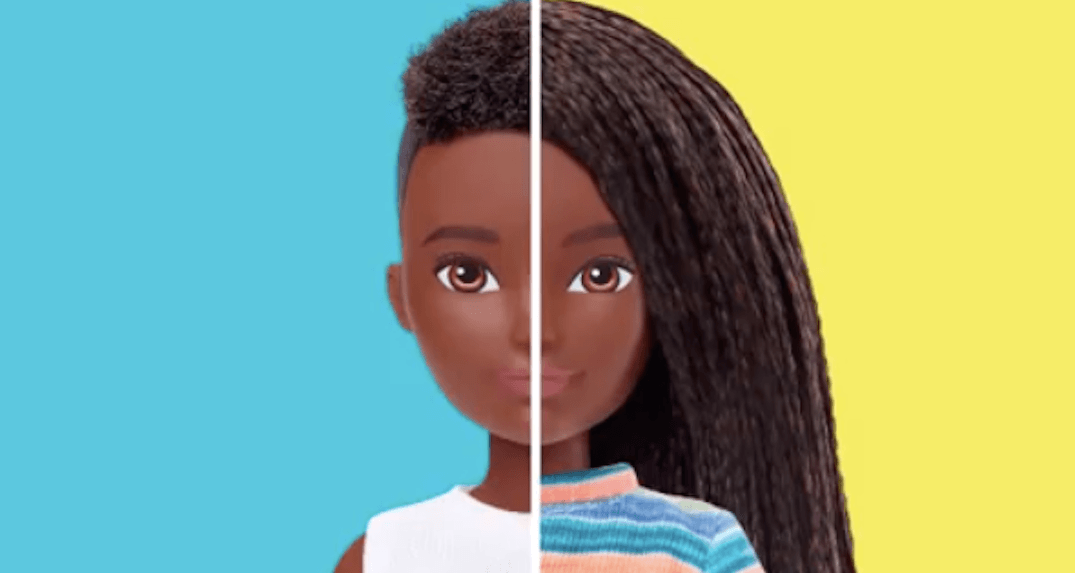 Mattel launches a gender inclusive doll line
