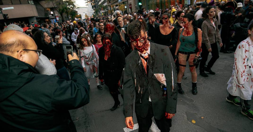 Montreal's annual Zombie Walk won't return this year