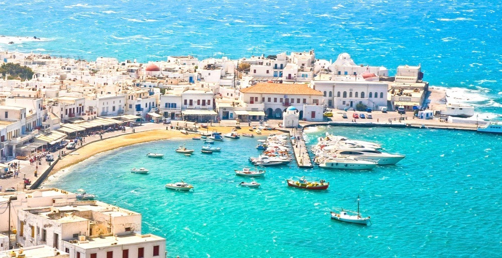 5 Greek islands that should be on your travel itinerary in 2020
