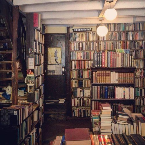 Montreal bookstores
