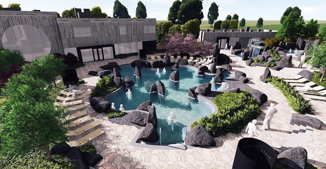 Here is what Saint-Bruno's giant new thermal spa will look like (RENDERINGS)
