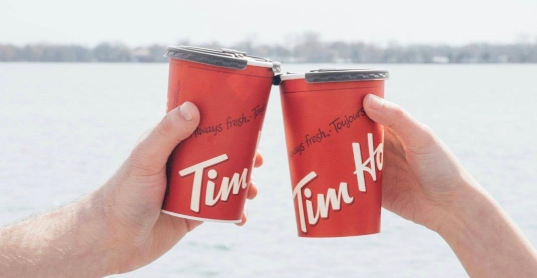 Tim Hortons is getting a new points-based rewards program