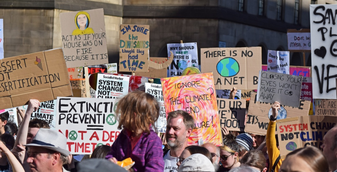 Massive crowds expected at Toronto's Global Climate Strike tomorrow
