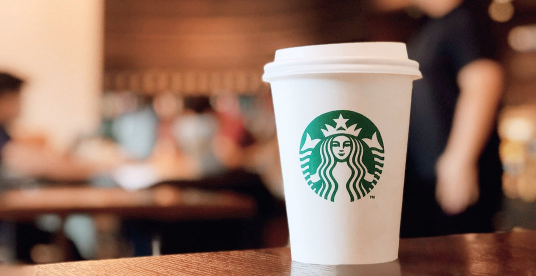 Starbucks is offering free coffee to all frontline responders