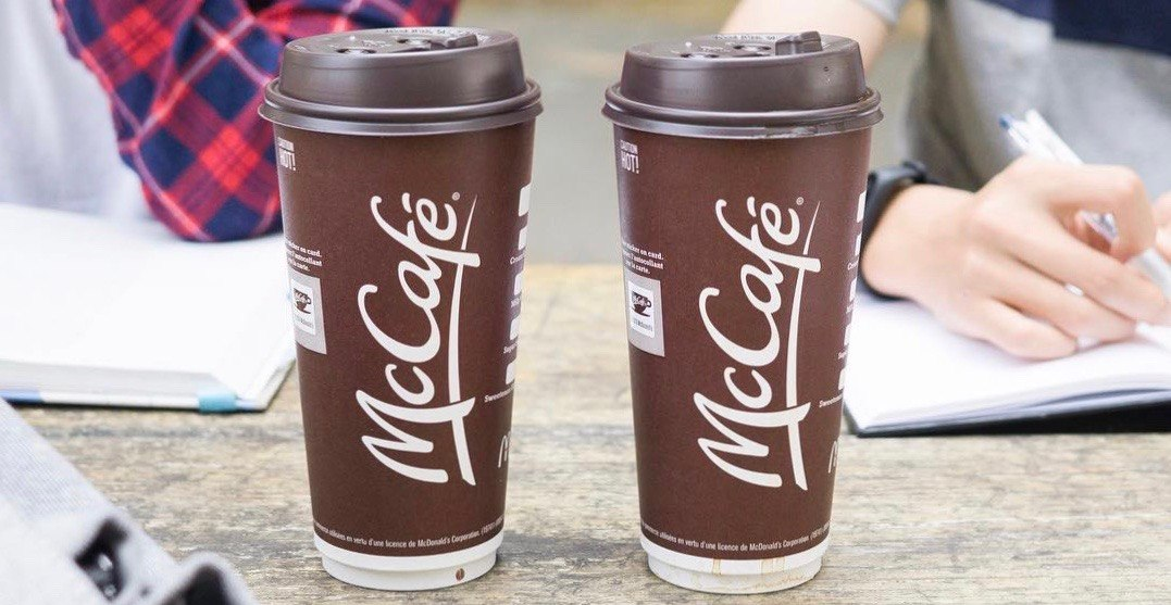 McDonald's is offering FREE coffee across Canada this weekend