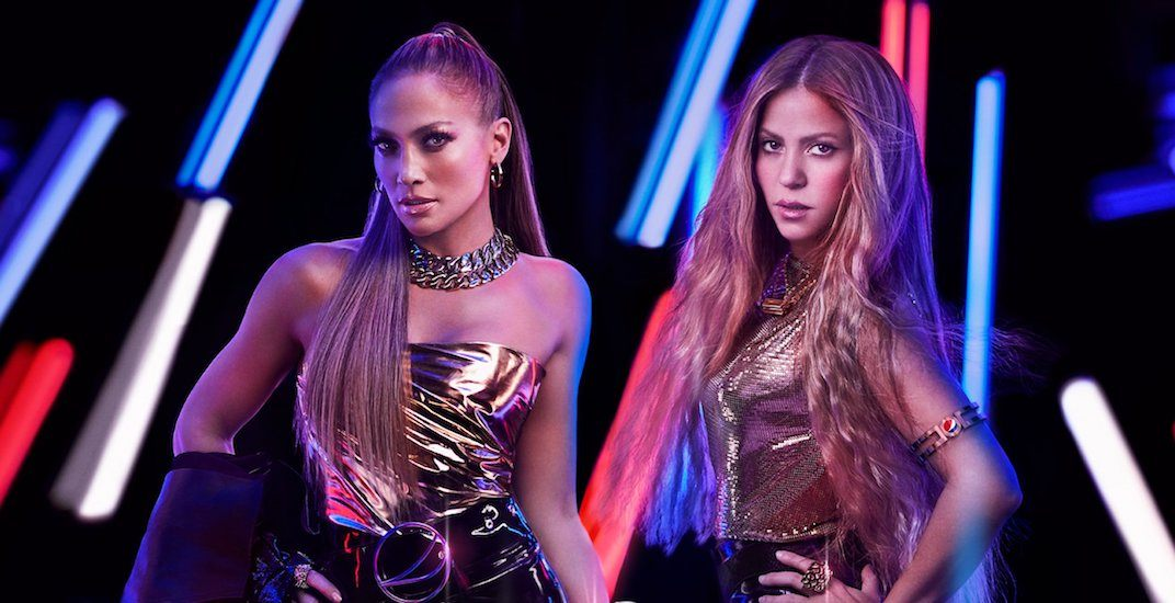 Jennifer Lopez and Shakira headline 2020 Super Bowl halftime show