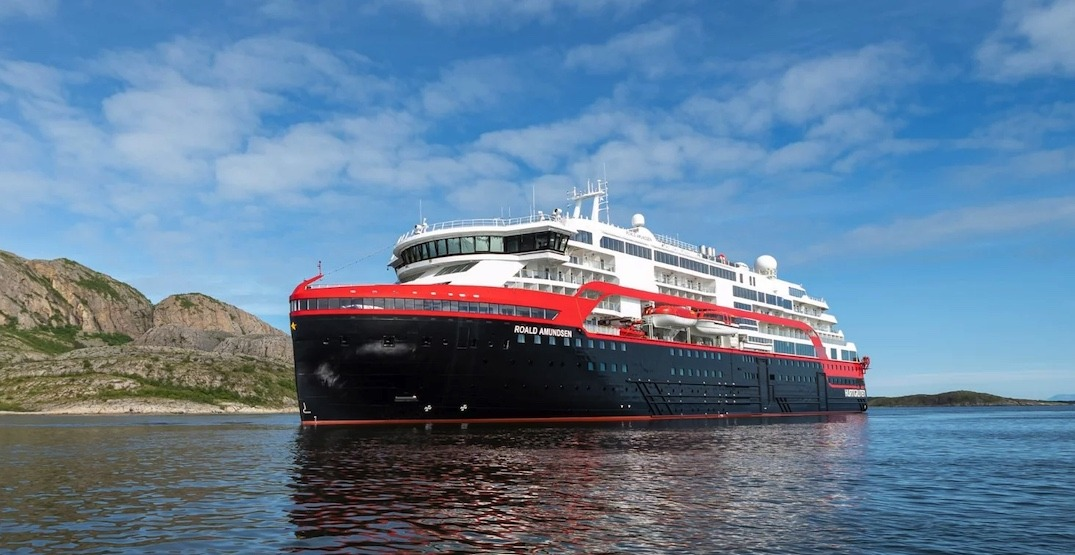 World's first hybrid-electric cruise ship sailing into Vancouver tomorrow (PHOTOS)