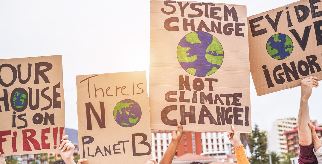 Where and when the Vancouver Climate Strike March will be today