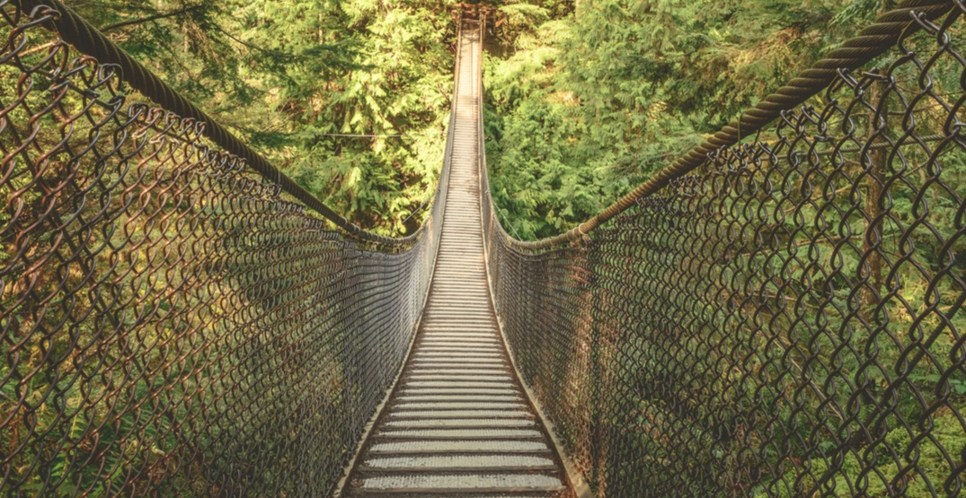 Lynn Canyon suspension bridge will close for repairs until early next year