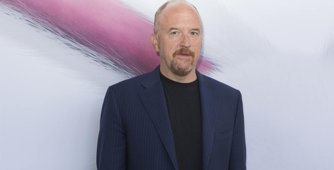 Louis CK is coming to Toronto for several shows next week