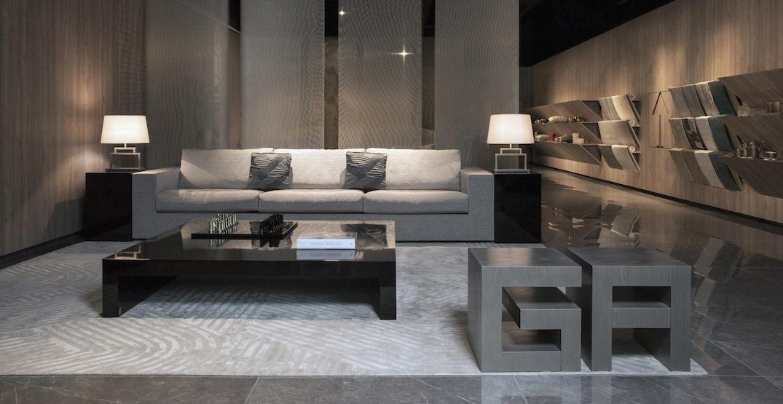 Giorgio Armani opens Canada's first Armani/Casa furniture store in Vancouver