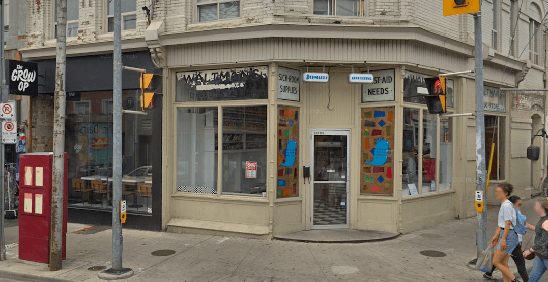 Schmaltz Appetizing is closing on the Ossington Strip