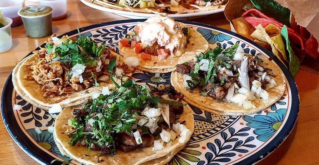 Where to find the best tacos in Vancouver