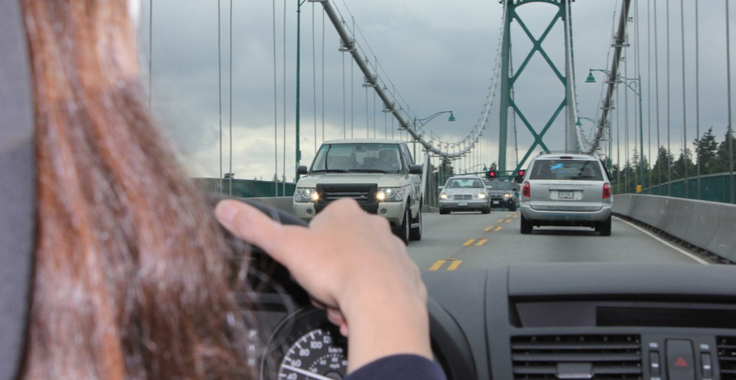 New report ranks Metro Vancouver municipalities by average car use per person