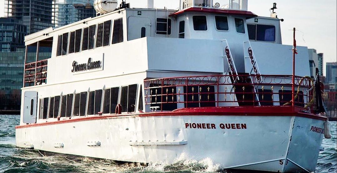 A Halloween boat cruise is floating into Toronto next month