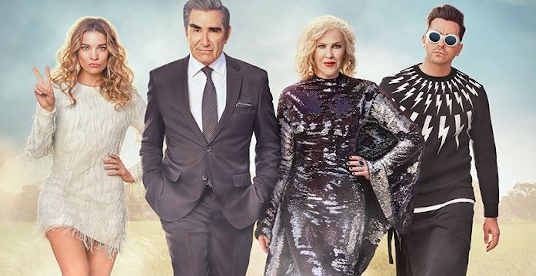 There's a huge Schitt's Creek Wardrobe Sale coming this week