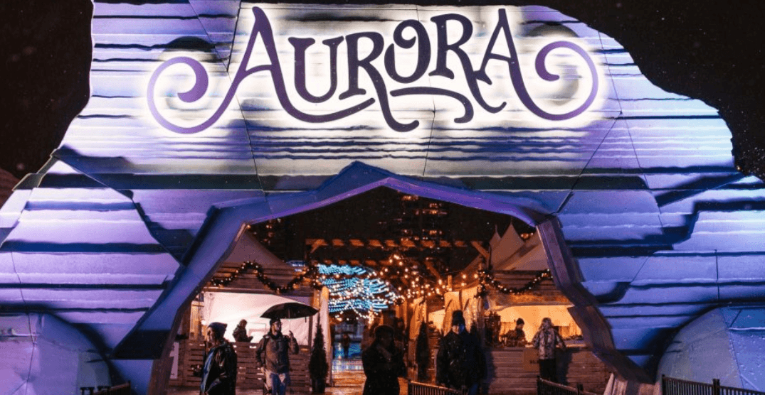Tickets for Vancouver's massive Aurora Winter Festival now available