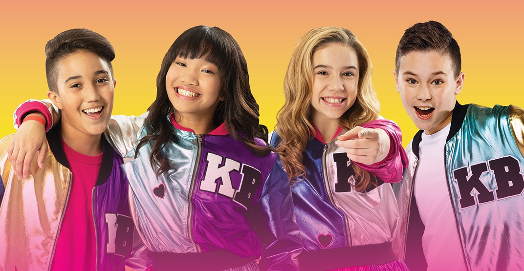KIDZ BOP announce Vancouver show during first-ever Canadian tour