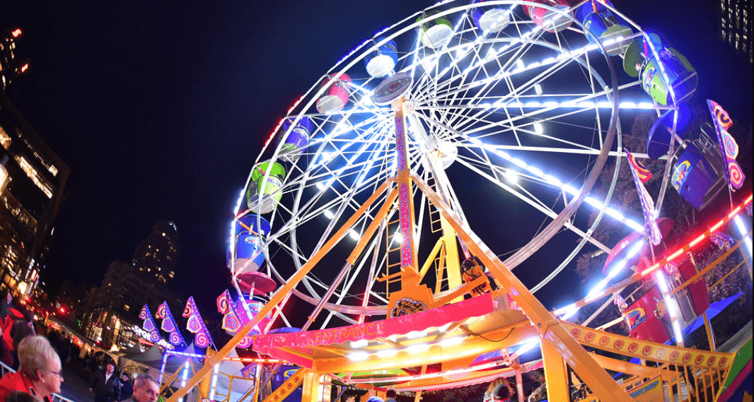 A giant Ferris wheel is coming to Sunset Beach this week