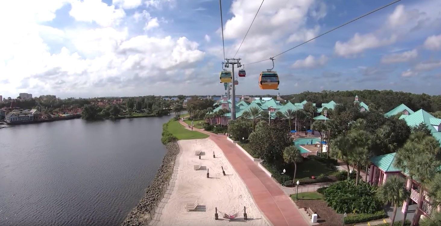 Disney Skyliner. (Disney)