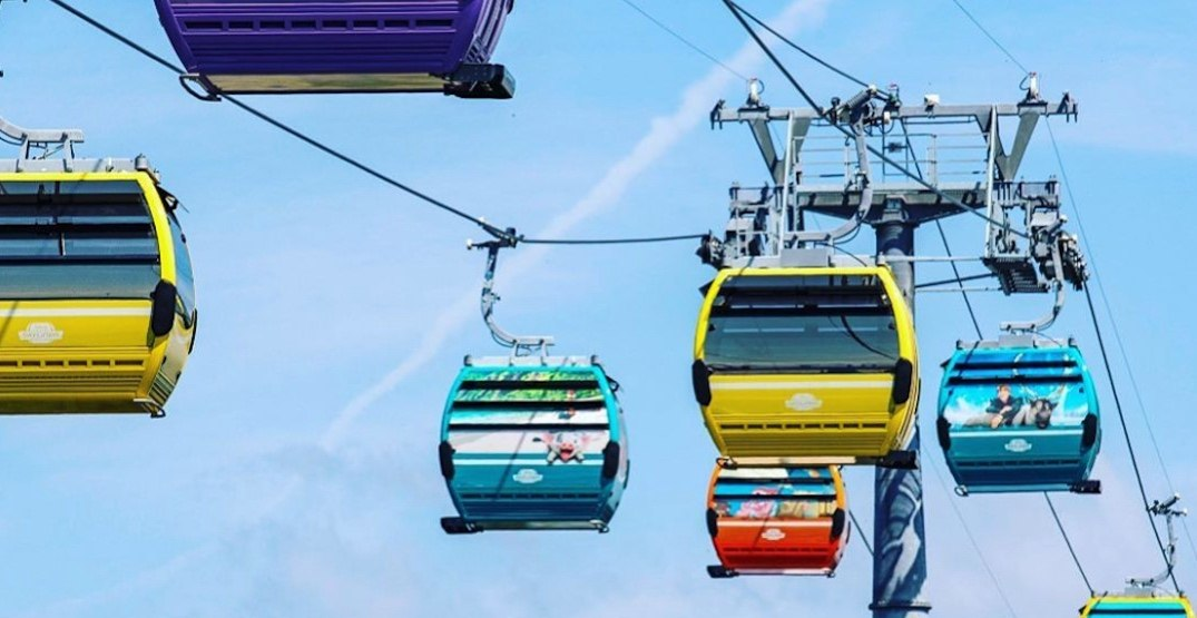 Newly-opened Disney Skyliner gondola closed until further notice after accident