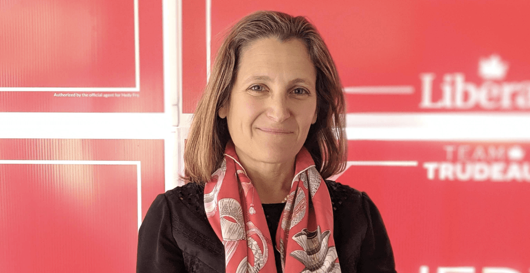 Chrystia Freeland replaces Bill Morneau as Canada's finance minister
