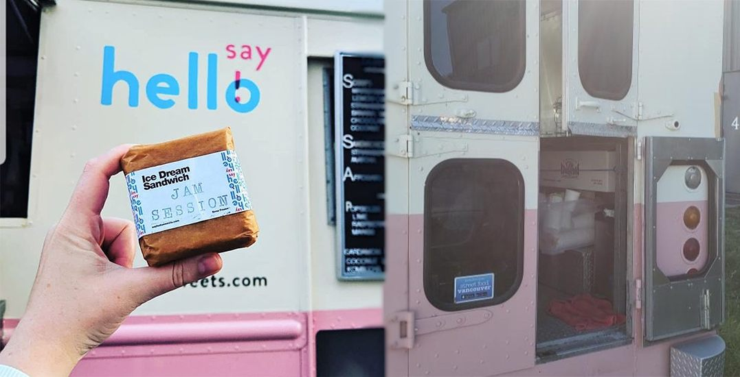 """Vancouver's Say Hello Sweets ice cream truck """"viciously attacked"""" and robbed"""