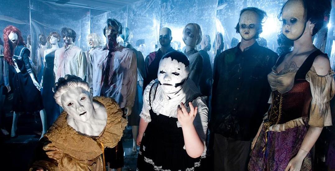 Playland's terrifying Fright Nights return this Halloween season