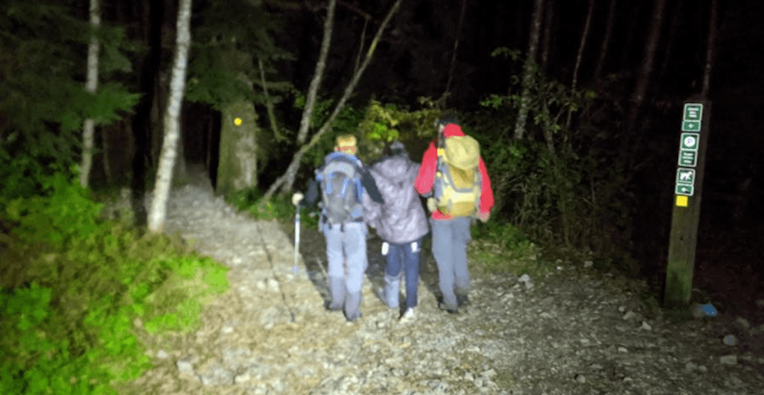 Rescuers save injured woman left behind by hiking companions on North Shore trail
