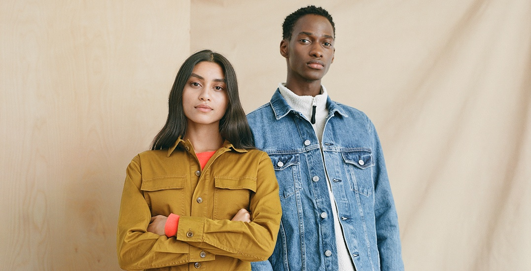 Shop American retailer Everlane at Nordstrom's newest pop-up this week