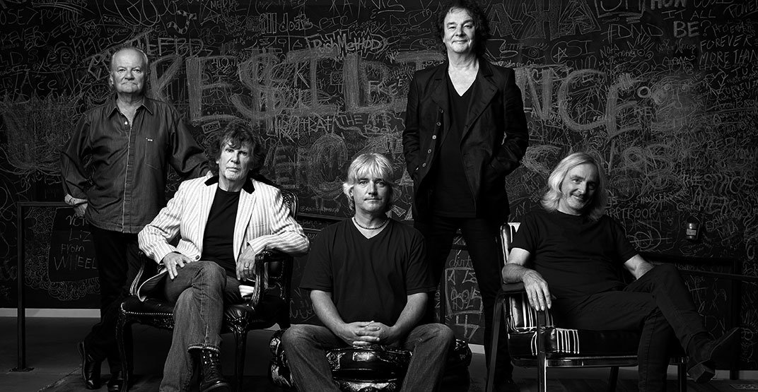 Psychedelic pop legends The Zombies announce Vancouver show