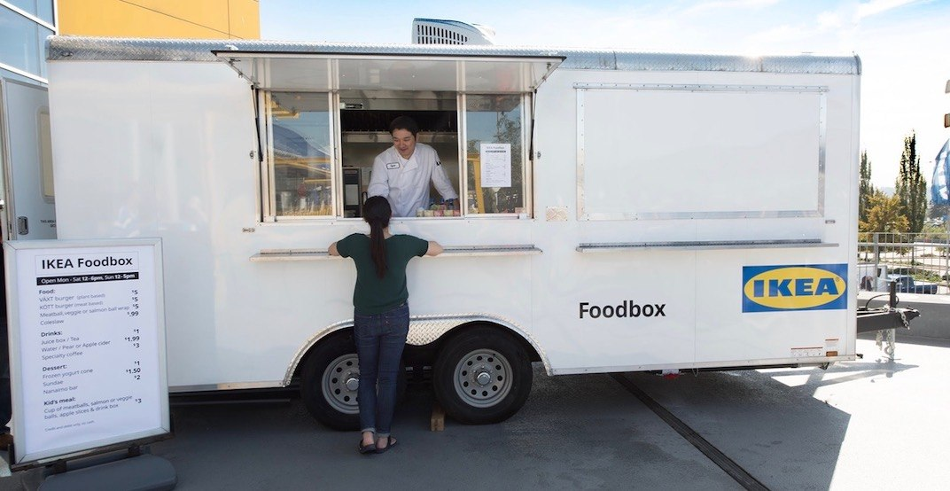 IKEA launches first Canadian 'Foodbox' concept in Metro Vancouver